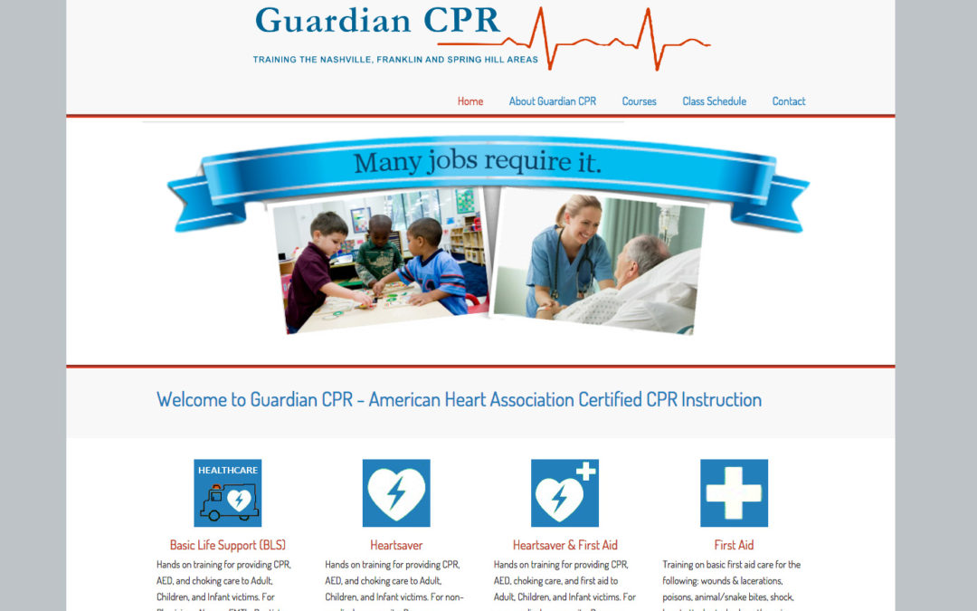 Design Update for Guardian CPR